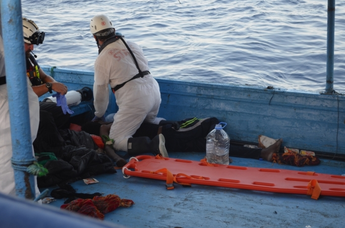 Operation Triton, the border security operation conducted by FRONTEX the EU's border security agency, has not adequately addressed the loss of lives at sea which in the Mediterranean in 2016 has topped 4,700.