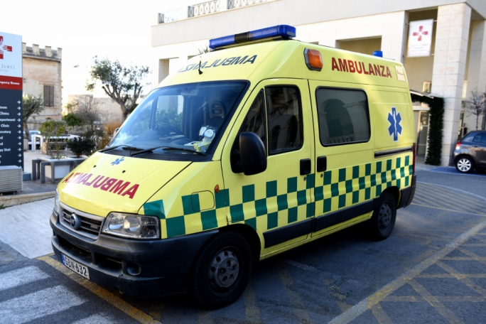 Teen grievously injured in Zabbar accident