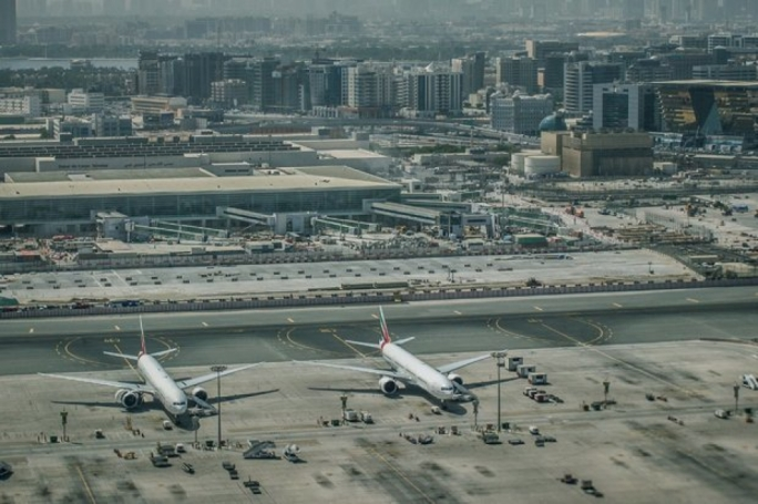 Three Britons and a South African killed in Dubai air crash