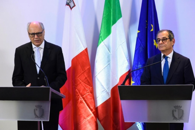 [WATCH] European economic slowdown will affect all countries, Italian finance minister says
