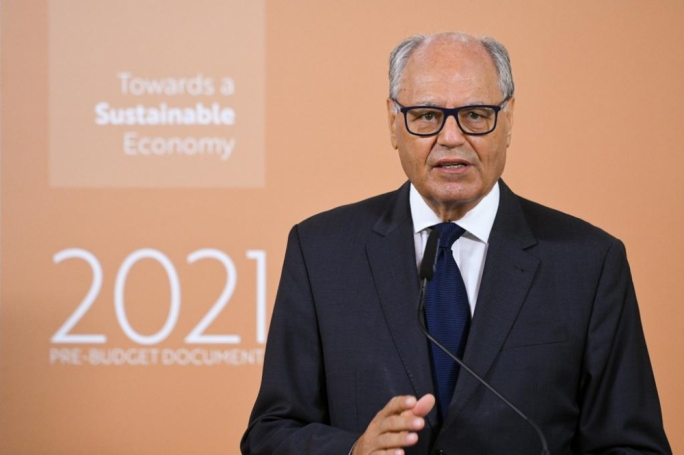 Finance Minister Edward Scicluna
