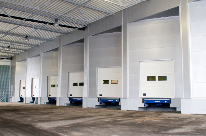 The Elipse logistics hub is also equipped with refrigeration chambers