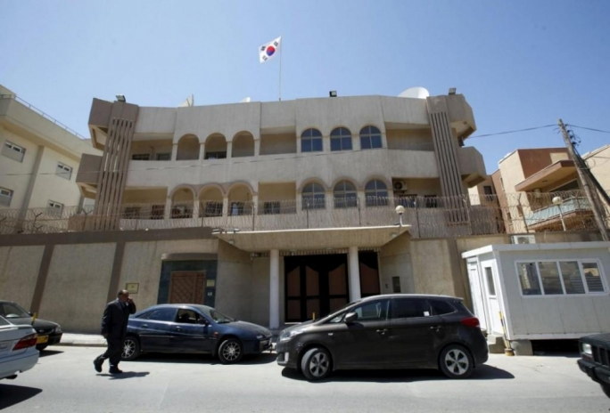 Two shot dead in attack on South Korean embassy in Libya
