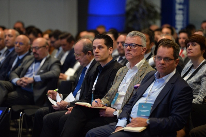 Delegates at the summit included leaders from the automotive industry