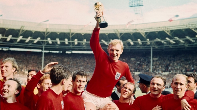 England last won the World Cup back in 1966