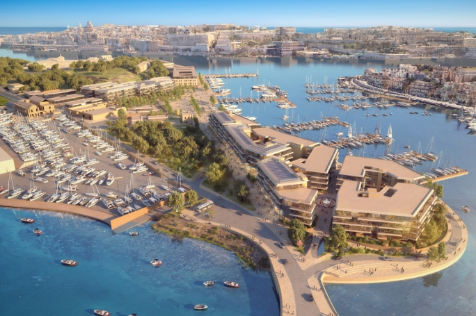 [WATCH] A new sustainable masterplan for Manoel Island