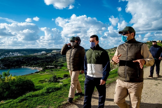 Rangers to monitor Maltese countryside for illegal activities and vandalism