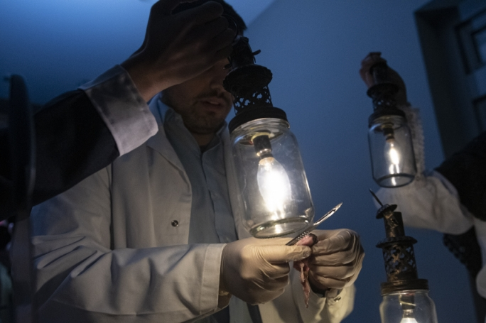 Ghosts, murder and tragic love at night inside Malta's science centre