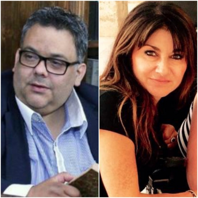 The incident, between estranged spouses, lawyers Eucharist Bajada and Diana Bajada nee Busuttil, was described as a violent domestic dispute by an online blog