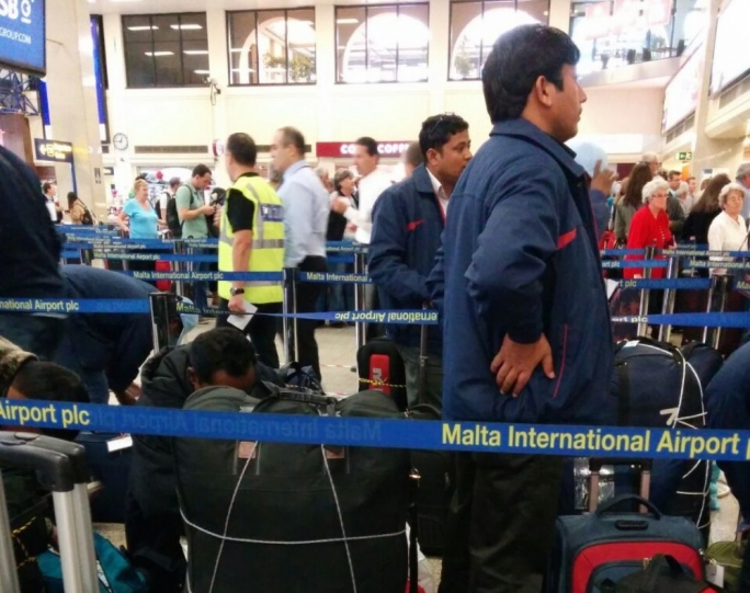 112 passengers arrive on Daewoo-chartered ferry from Libya