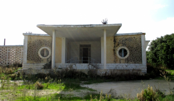 Old Xewkija milk plant architectural features protected