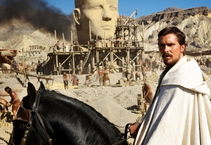 Let's get Biblical: Christian Bale is Moses