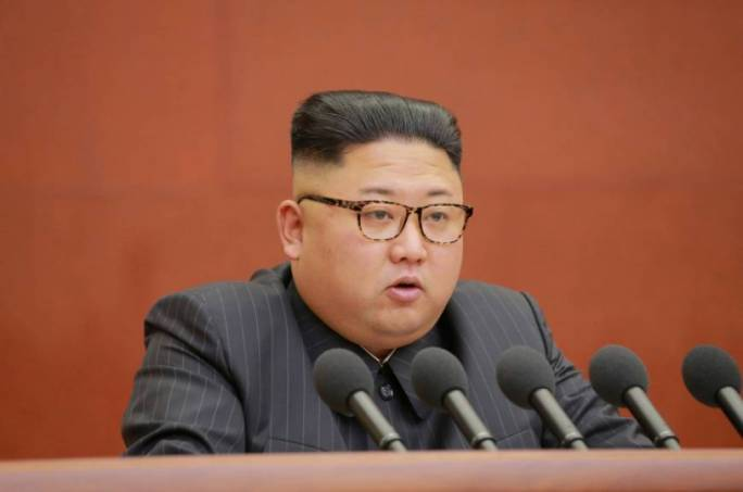 Kim Jong-un (Photo: The Japan Times)
