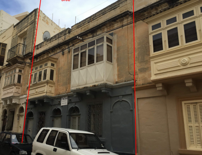 Gzira façade to be demolished despite heritage watchdog's objection