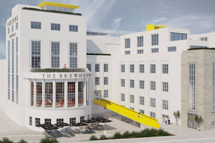 Creative agency BRND WGN confirmed as anchor tenants for The Brewhouse