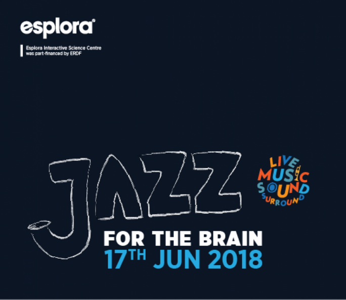 Jazz for the brain will be held on Sunday 17 June