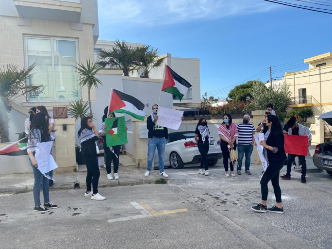 Malta must denounce Israel's actions – NGOs
