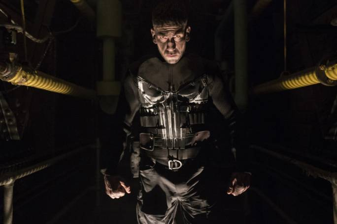 Skull-cracking: Jon Bernthal is Frank Castle/Punisher