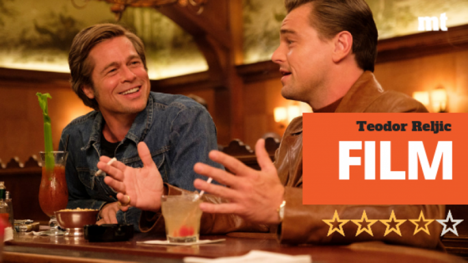 Film Review | Once Upon a Time in Hollywood: Pure indulgence at its best