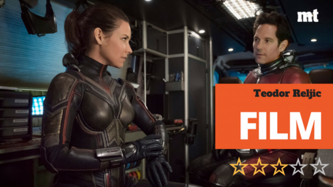 Film review | Ant Man and The Wasp