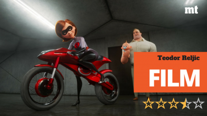 Film review | The Incredibles 2
