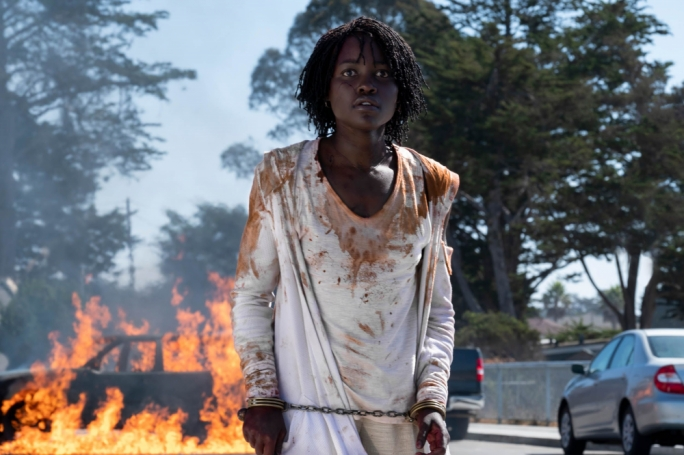 Double trouble - Lupita Nyong'o is forced to fend off familial doppelgangers in Jordan Peele's high-wire sophomore effort