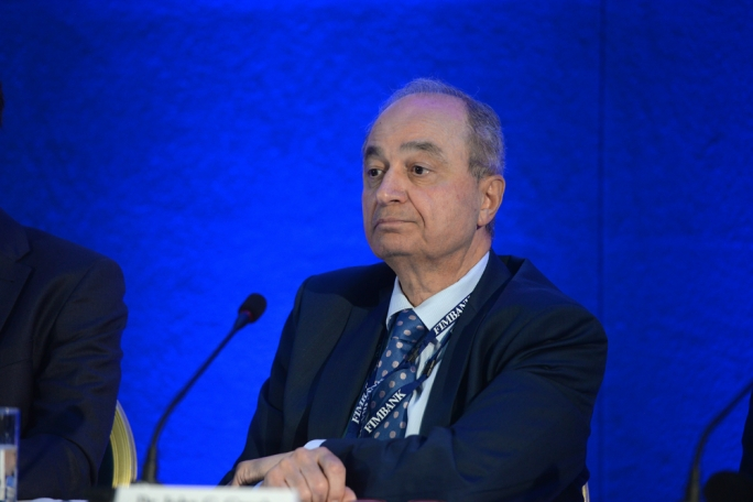 FIMBank Group chairman Dr John C. Grech