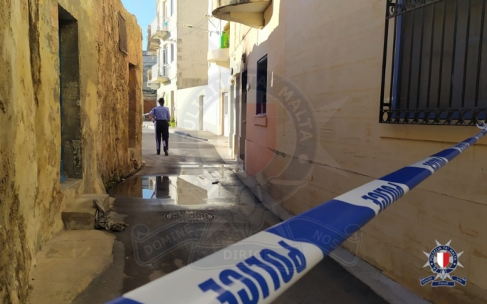 Rabat elderly woman dies in house fire