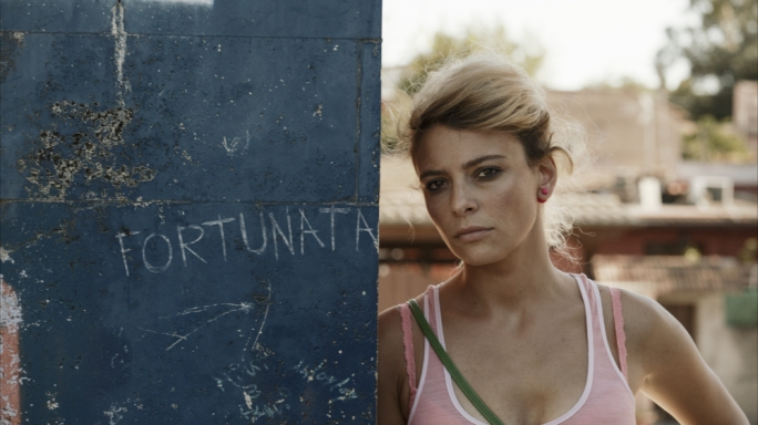 Jasmine Trinca took home the Un Certain Regard prize from Cannes for her portrayal of the beleaguered, titular single mum in  Sergio Castellitto's Fortunata