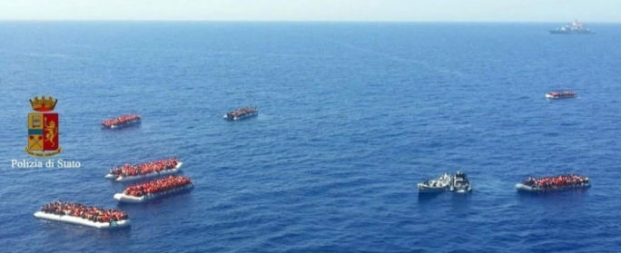 "Sources close to the Armed Forces of Malta said that Frontex normally holds and provides such data and ""if they don't have the numbers then information is being withheld by the Italians"""