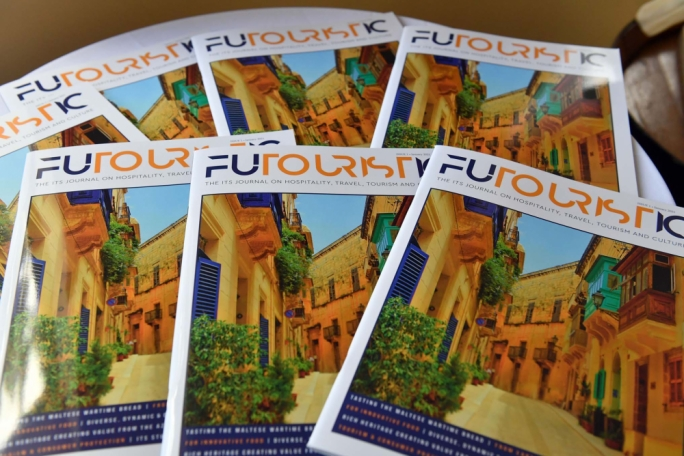 The Institute of Tourism Studies launches first issue of the academic journal Futouristic