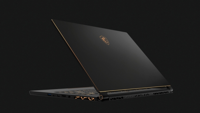 The MSI GS65 gaming laptop