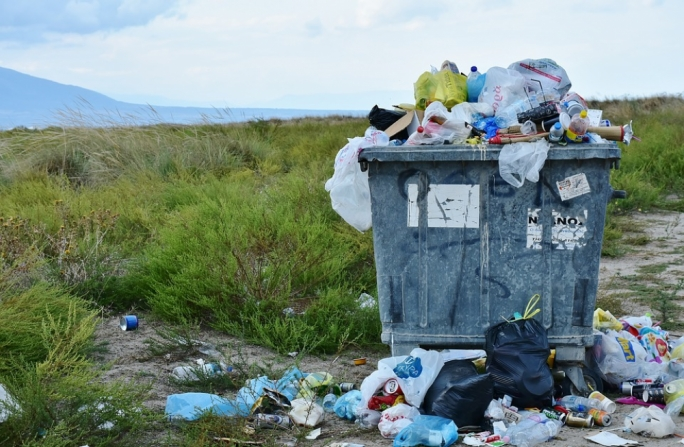 A growing population is cause for a growing waste problem