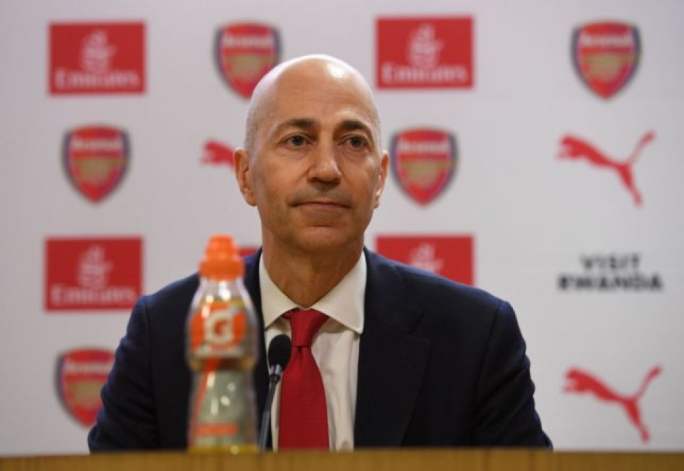 Arsenal chief executive leaves club to join AC Milan