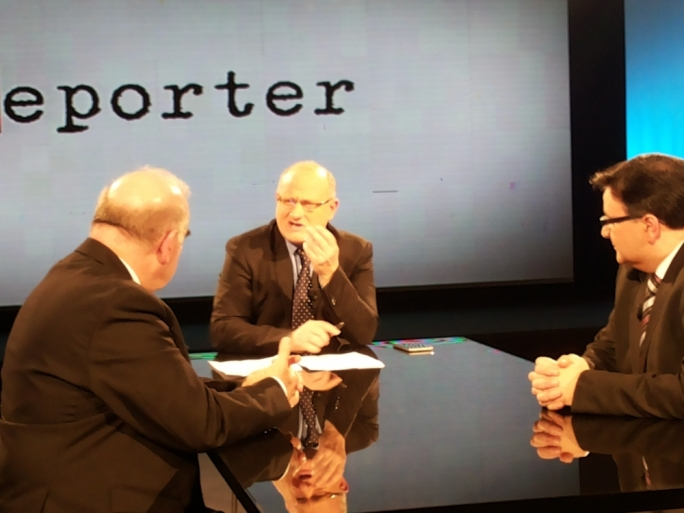 George Vella and Tonio Fenech discuss Islamic terrorism on Reporter