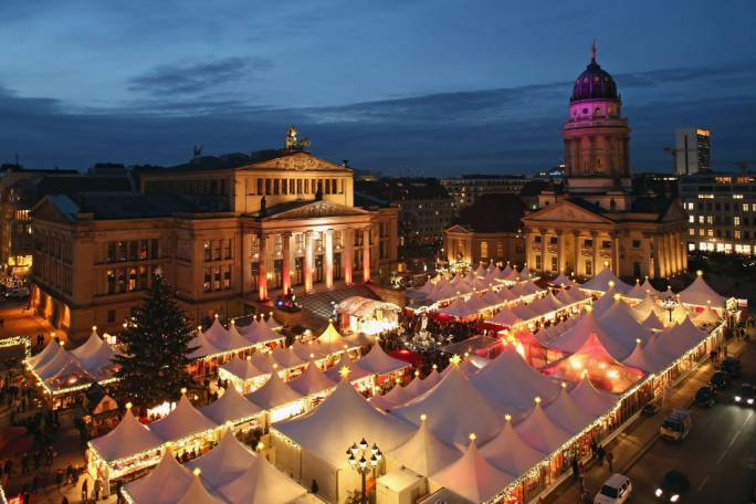 Christmas market in Berlin (Photo: TrivSavvy)