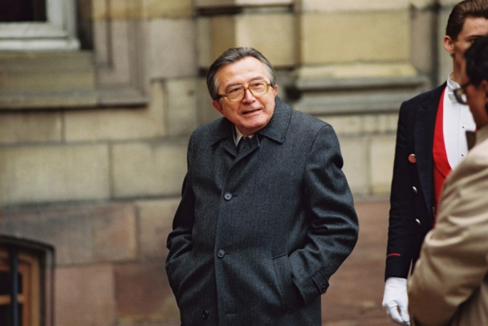 Andreotti died in 2013, capping off his career as the giant of Italian and international politics