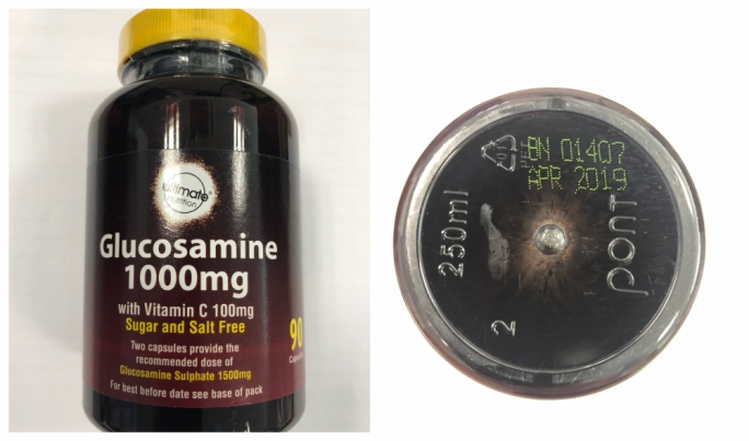 Glucosamine 1000mg with Vitamin C