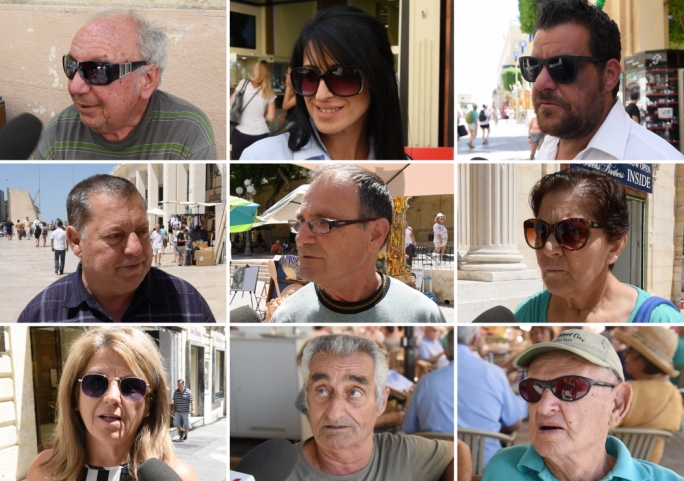 [WATCH] People are pretty relaxed about Malta legalizing gay marriage today