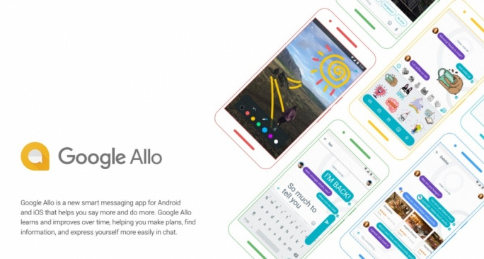 Expect Google Allo to reach your phone by Thursday