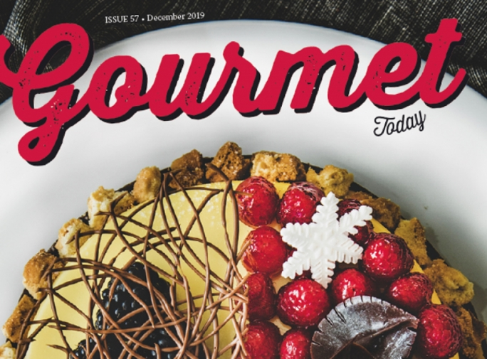The Christmas issue of GourmetToday magazine out tomorrow with MaltaToday
