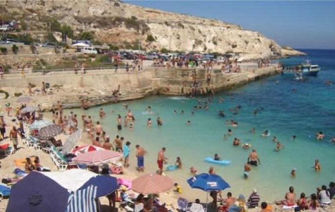 File Photo: A 76-year-old Briton died after being struck by a boat at Hondoq ir-Rummien Bay in Qala, Gozo