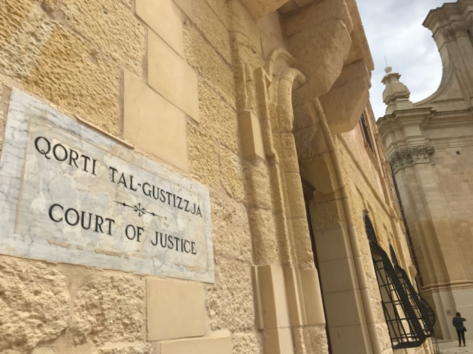 The Courts of Justice in Gozo