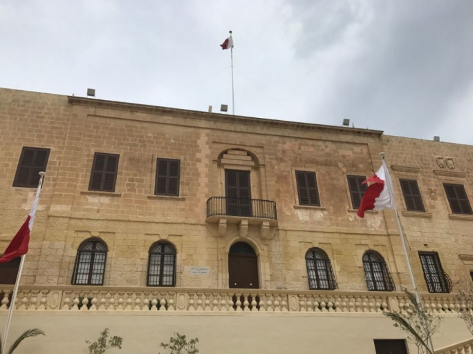 The three men were charged in the Gozo court