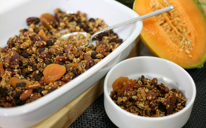 [WATCH] Homemade granola