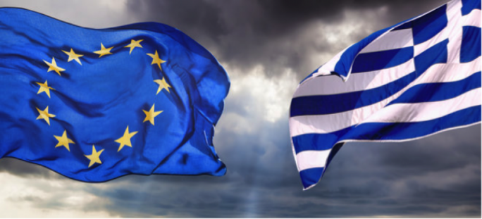 The EU Greek bailout was also needed to save the euro