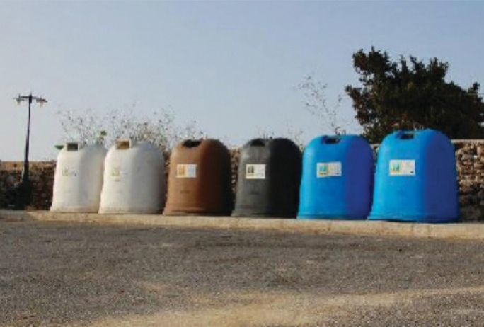 Although progress was registered in the recovery of packaging waste, Malta still lags behind EU targets