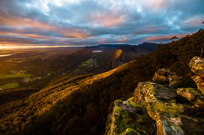 Grampians will make you understand why this is an area of splendour and a rich geological landscape