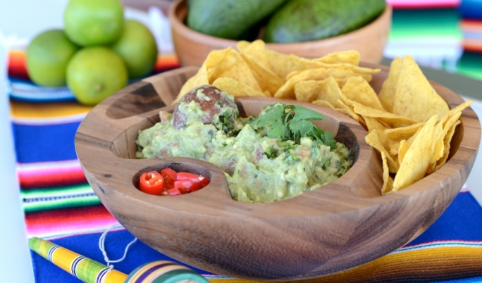 Mexican guacamole (photo by Ray Attard)
