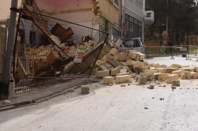 Updated | Guardamangia building collapse: Pieta council collecting funds for stricken families
